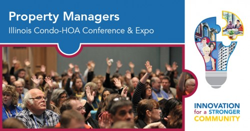 hoa conference for property managers