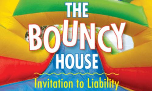 bouncy house liabilities