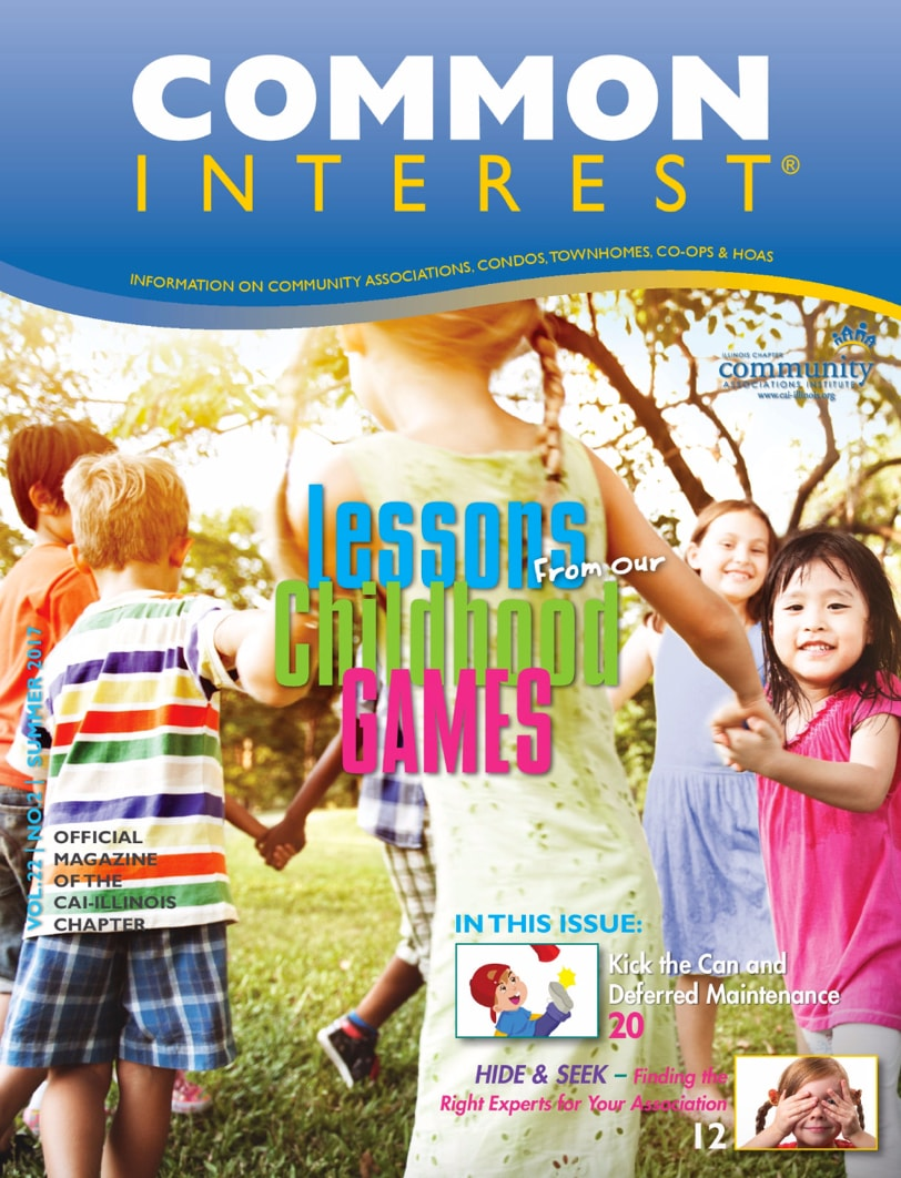 Lessons Childhood Games magazine cover