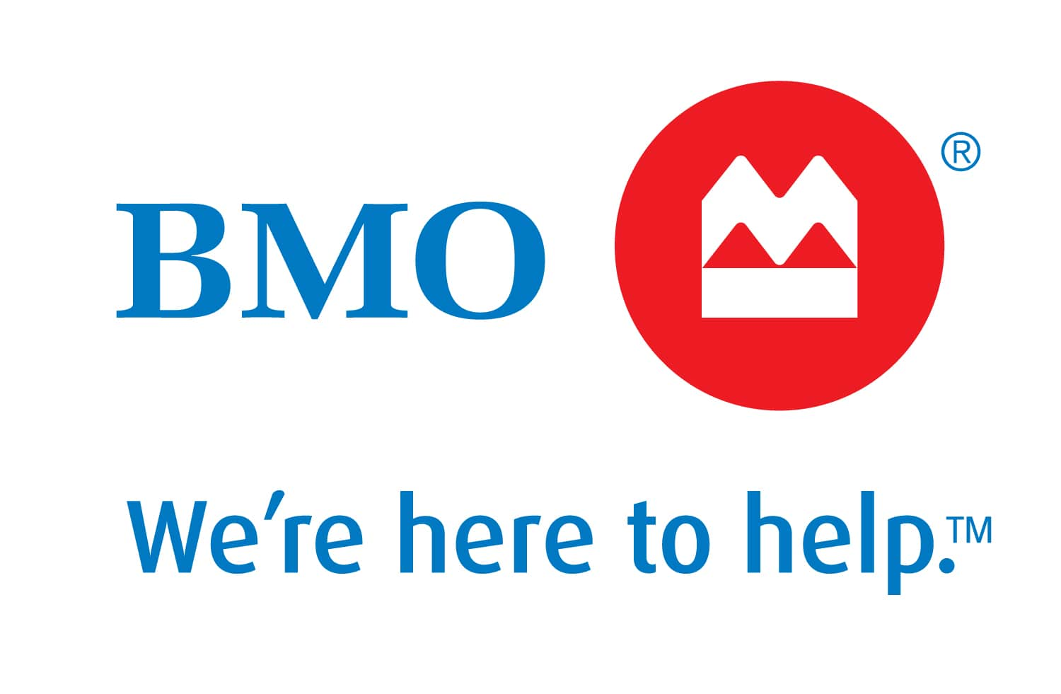 BMO Harris Bank branding