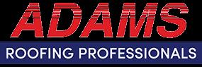 Adams Roofing Professionals, Inc branding