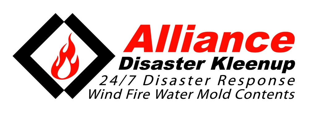 Alliance Disaster Kleenup 24/7 Disaster Response Wind Fire Water Mold Contents