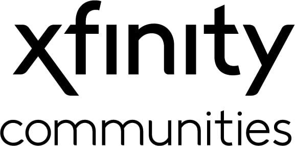 XFINITY Communities branding