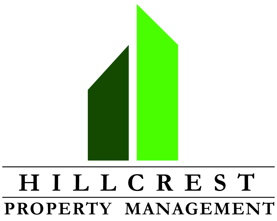 Hillcrest Property Management branding