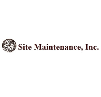 Site Maintenance, Inc. branding