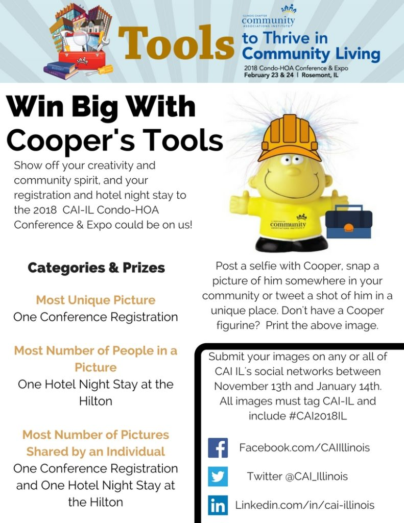 cai illinois cooper tools