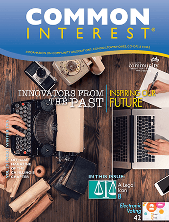 common interest innovators from the past magazine cover