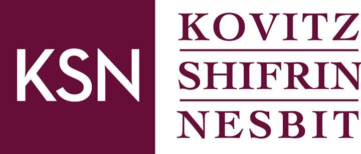 Kovitz Shifrin Nesbit branding