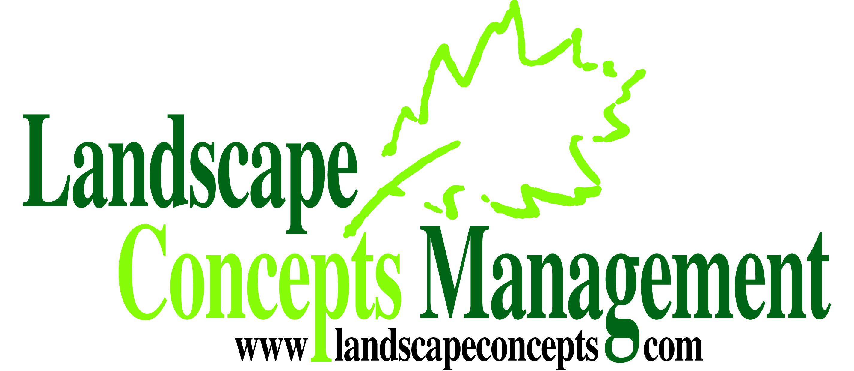 Landscape Concepts Management logo