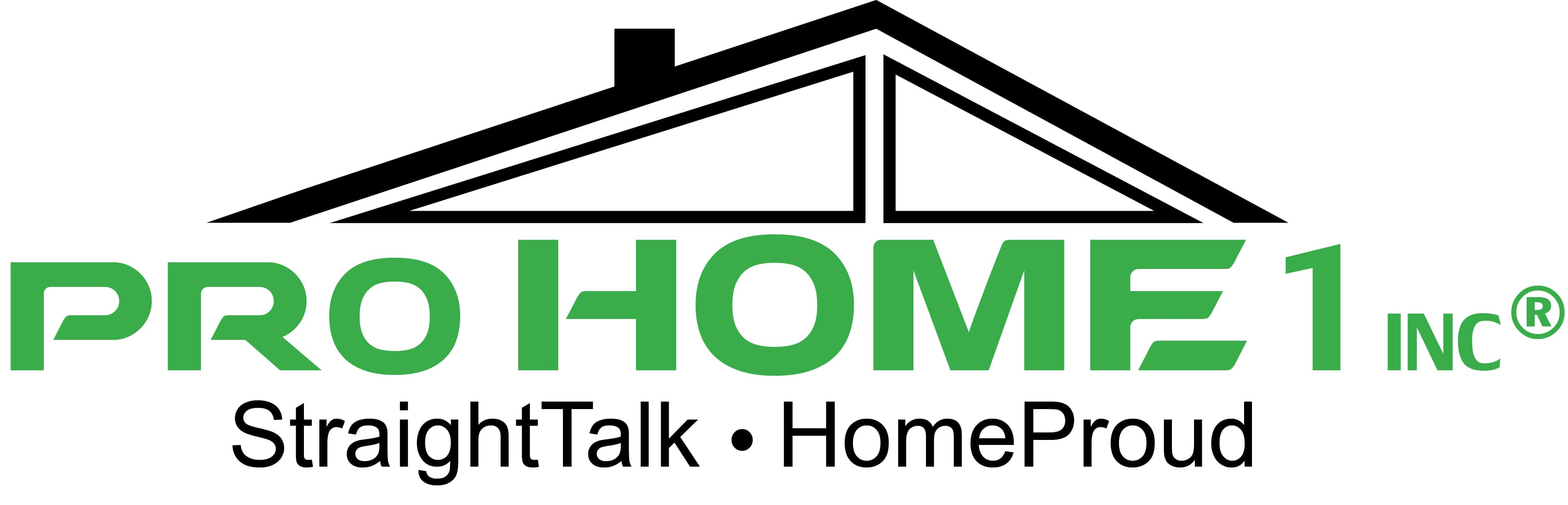 Pro Home 1, Inc branding