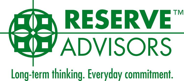 Reserve Advisors, Inc. branding