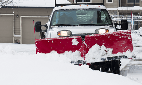 snow removal for communities