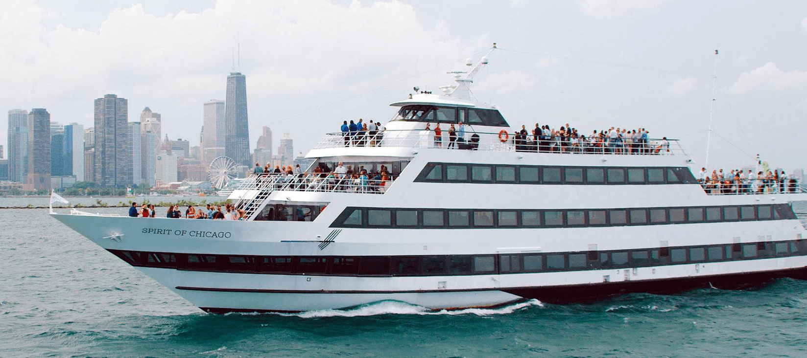 spirit of chicago summer social cruise