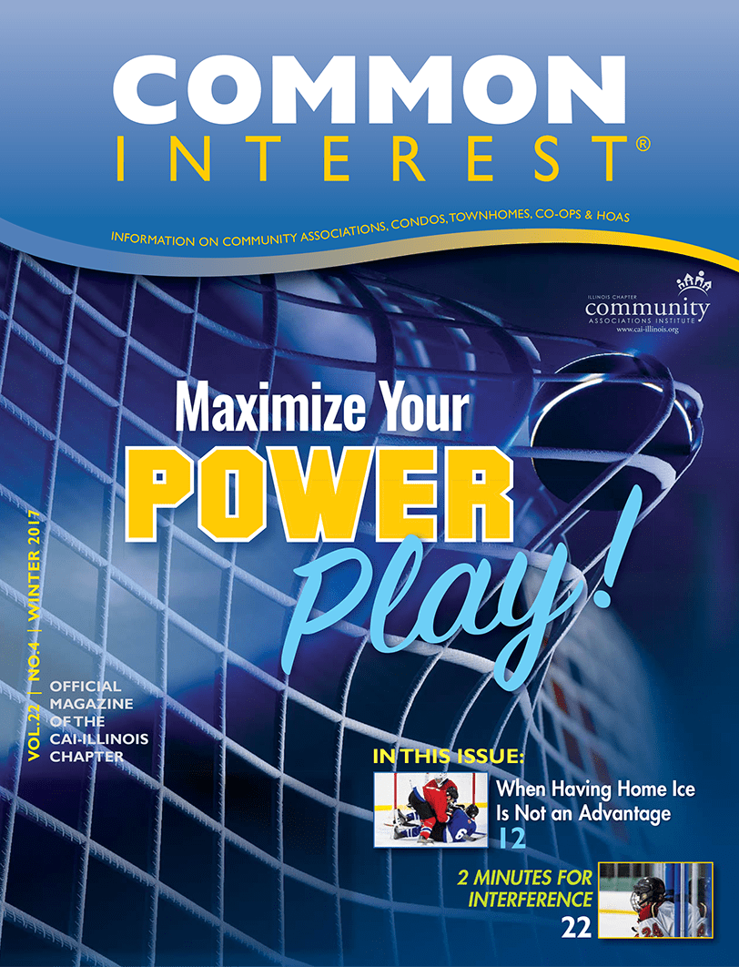common interest maximize your power play cover