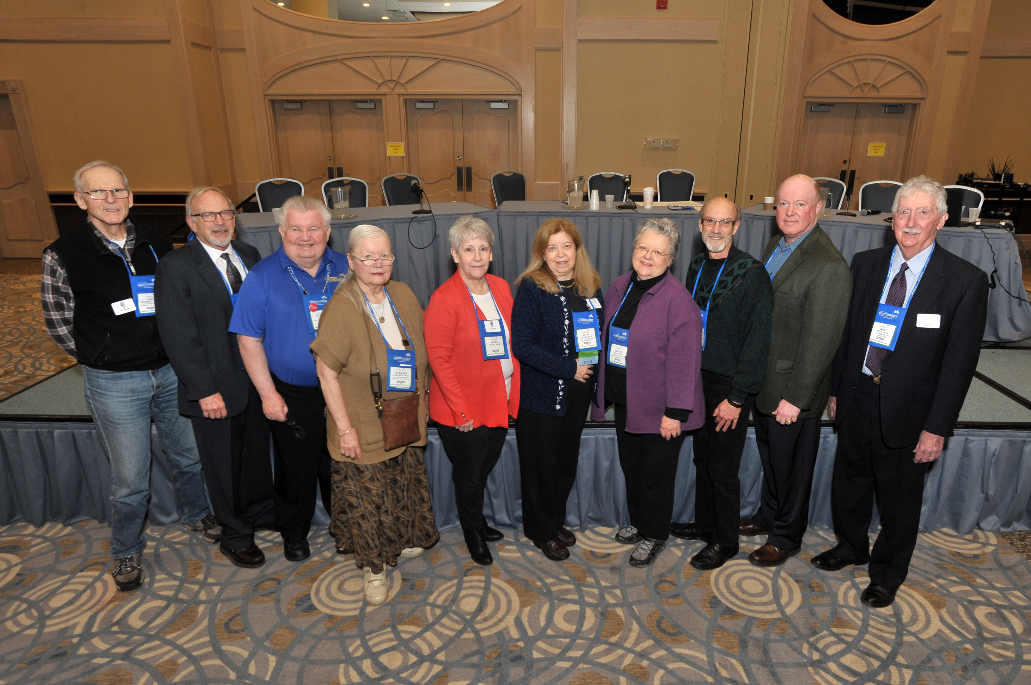 group of 2018 cai illinois board members