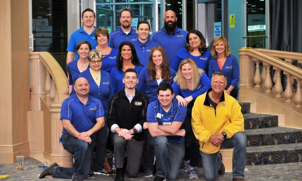 CAI group of volunteers