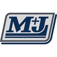 M&J Asphalt branding