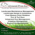 GroundPros branding