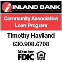 Inland Bank branding