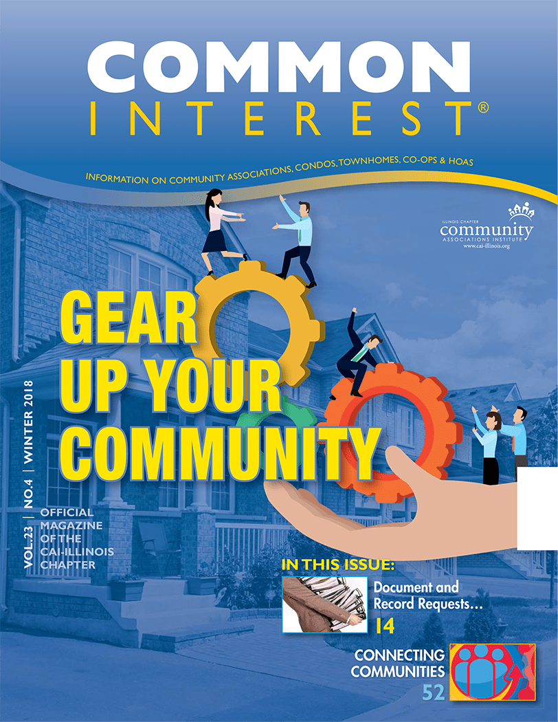 Common Interest magazine cover