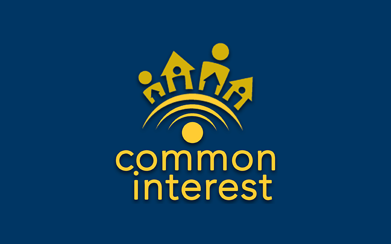 common interest podcast