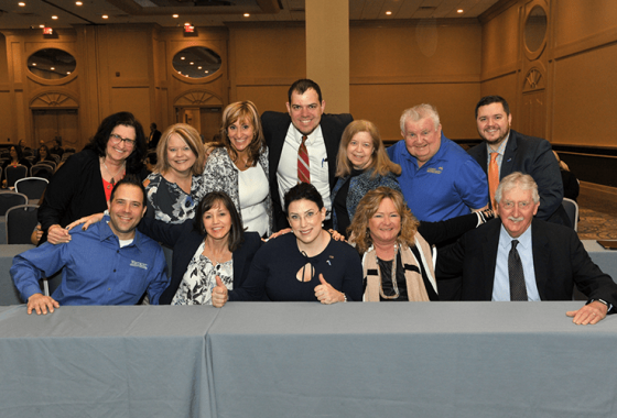 elected board members