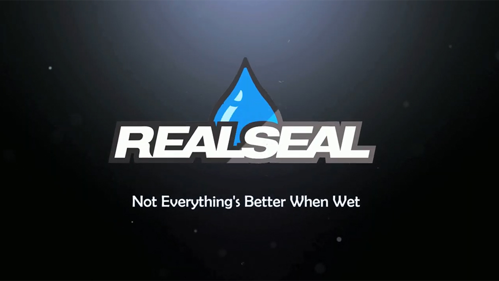 realseal not everything's better when wet