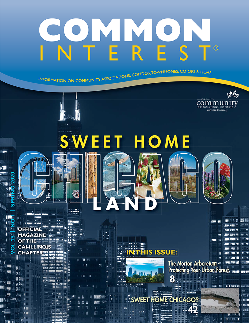 Common Interest Chicago Cover page