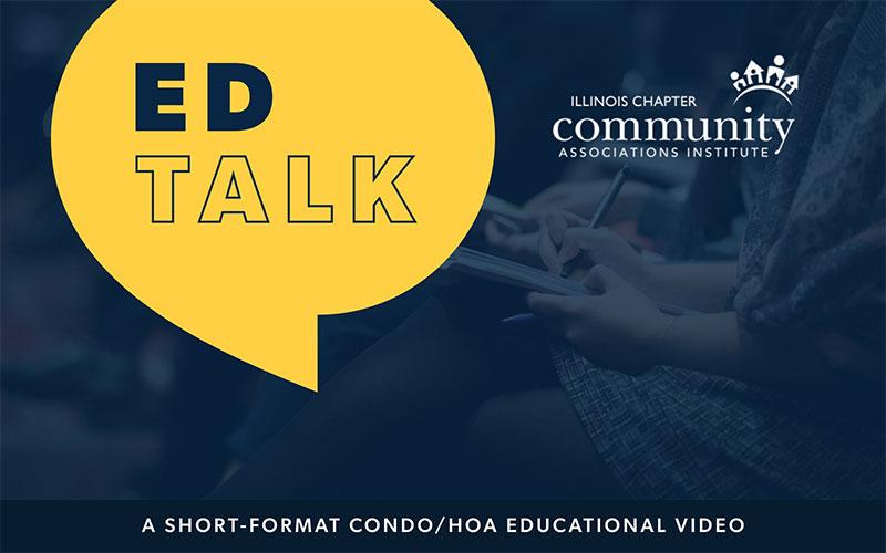 branding for condo/hoa ed talk