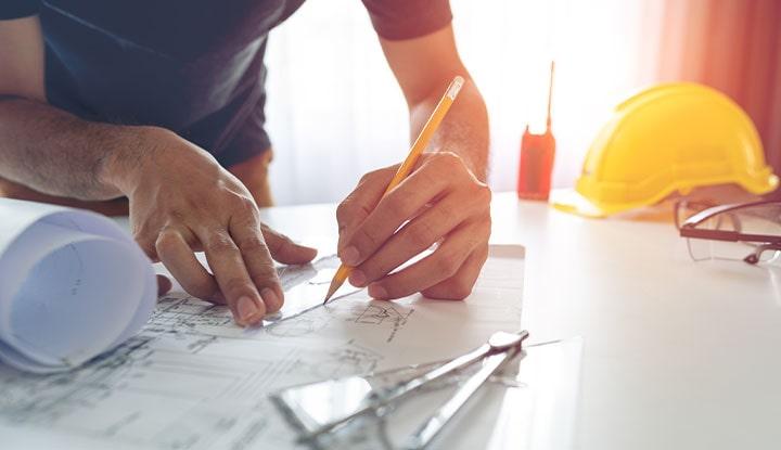 community association manager building blueprint for new development