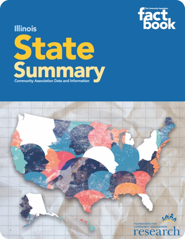 Illinois State Summary of Community Association Data and Information cover