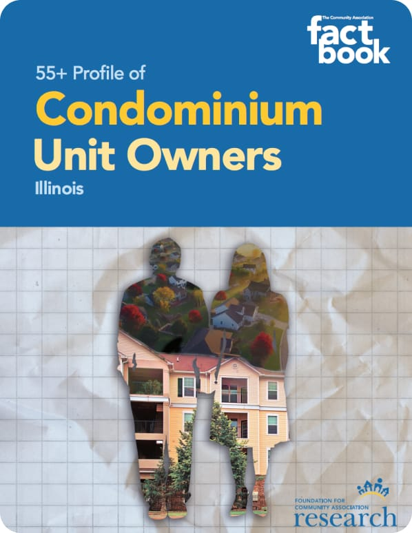 55+ Profile of Condominium Unit Owners Illinois cover