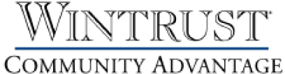 Wintrust Community Advantage branding