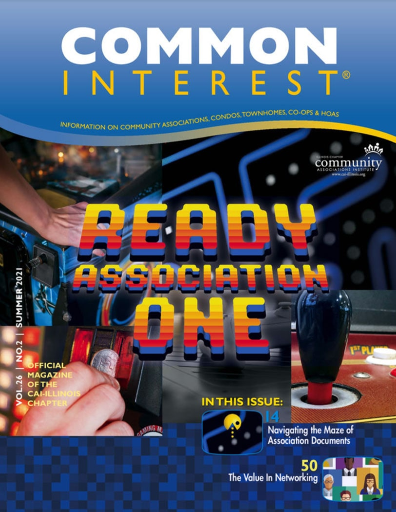 cover of Common Interest Magazine Summer 2021 Issue